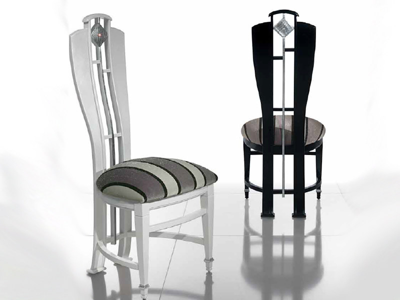 High-back chair DECÒ | Chair - Carpanelli Classic
