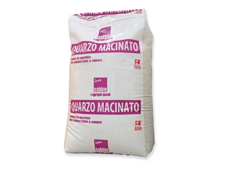 QUARZO MACINATO - GRAS CALCE