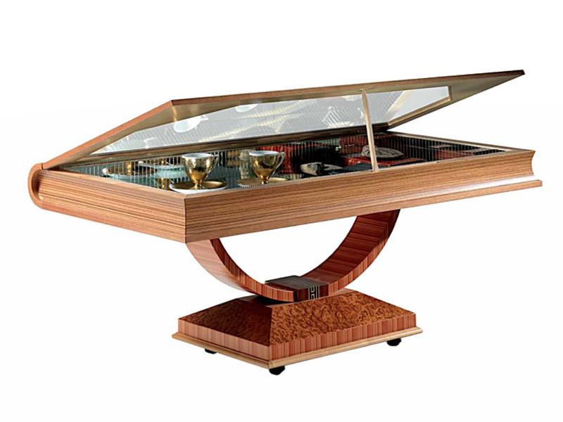 Briar coffee table for living room LIBRO | Coffee table - Carpanelli Classic
