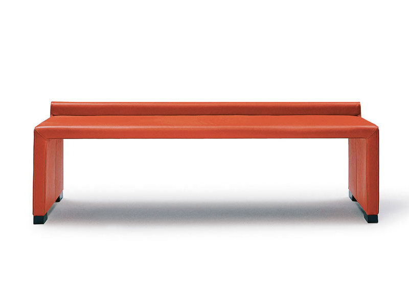 Upholstered bench MATRIX | Bench by Wittmann