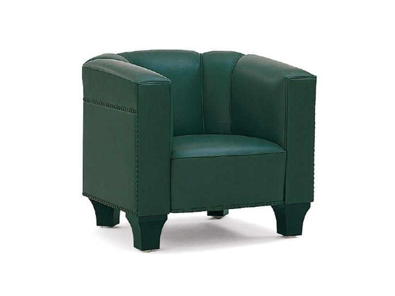 Upholstered armchair PALAIS STOCLET | Armchair - Wittmann