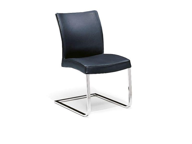 Sled base chair TIMES | Sled base chair by Wittmann
