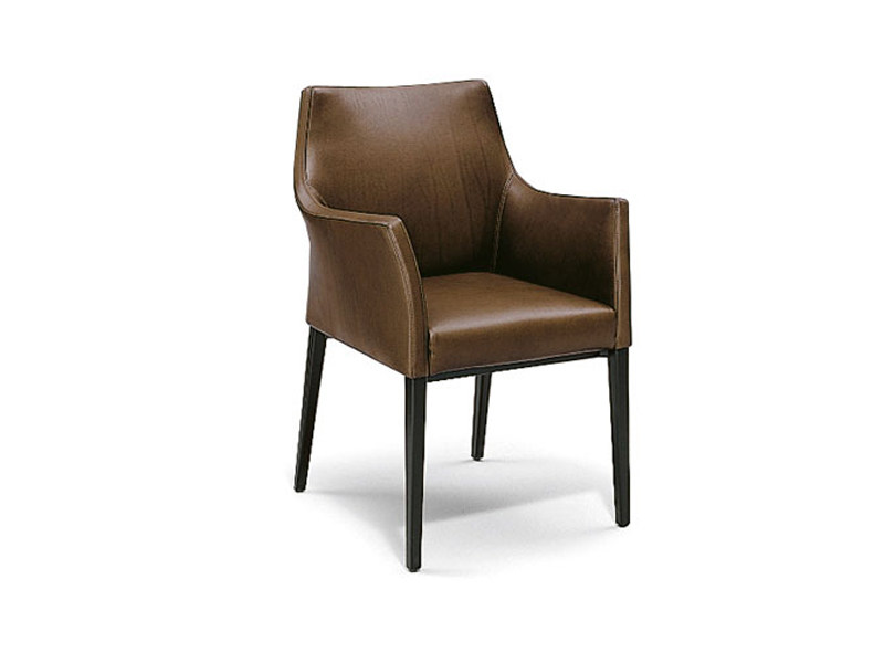 Upholstered chair TOGA by Wittmann