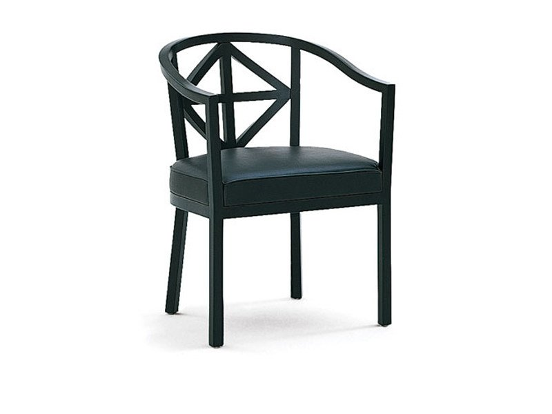 Chair with armrests VILLA AST - Wittmann