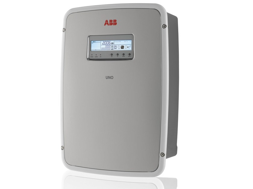 Single-phase Inverter for photovoltaic system UNO-2.5-I-OUTD by ABB