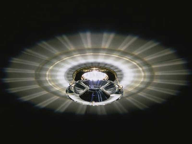 Halogen recessed spotlight ATLAS CRYSTAL - Swarovski International Distribution