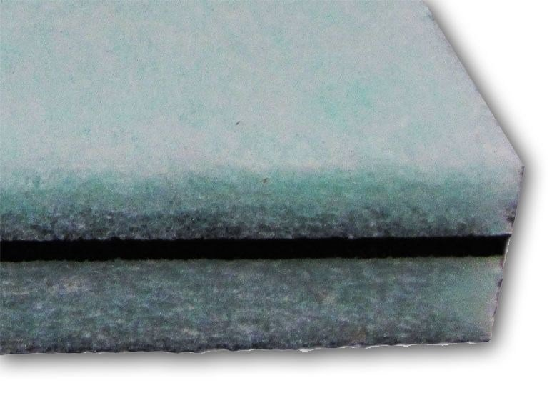 Polyethylene thermal insulation panel AEFASTICK RUBBER by VALLI ZABBAN SPA