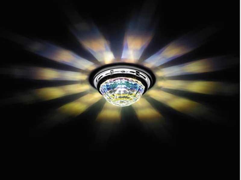 """Halogen recessed spotlight VEGA CRYSTAL AB """"Z"""" - Swarovski"""