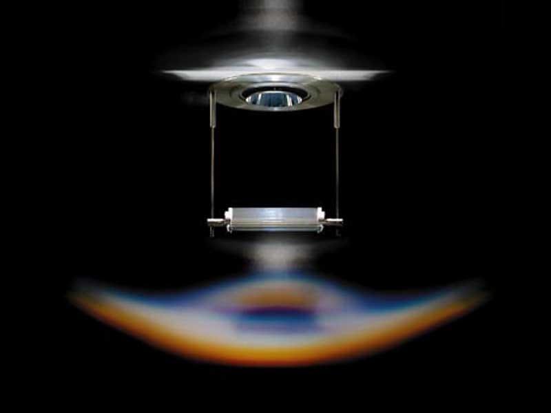 Halogen recessed crystal spotlight RAINBOW - Swarovski
