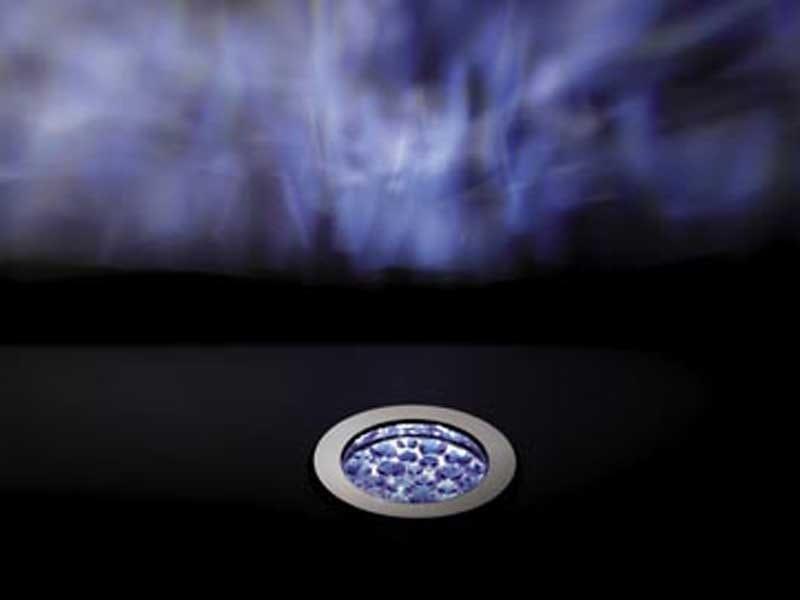 LED recessed floor light TANGO - Swarovski