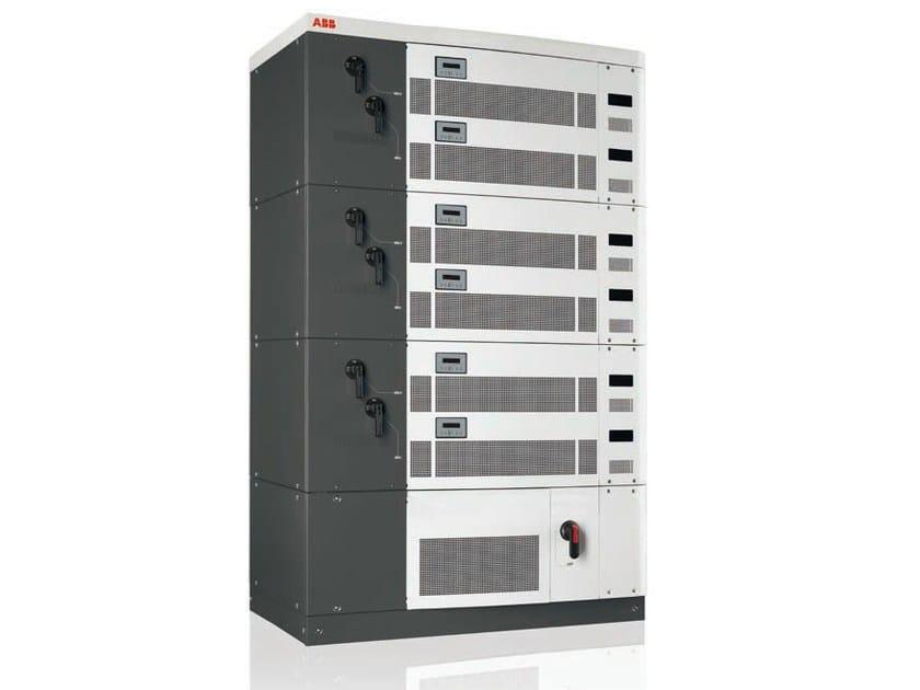 Inverter for photovoltaic system PVI-134.0 - ABB