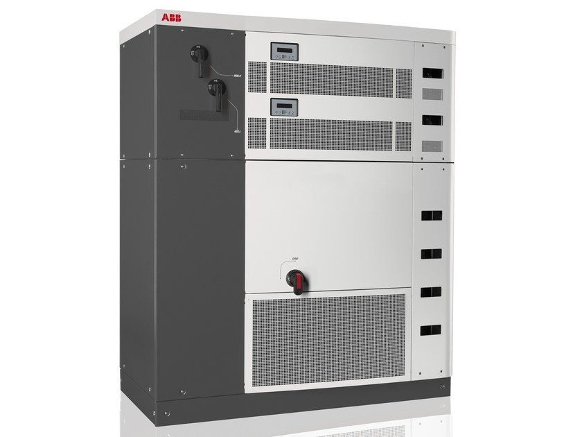 Inverter for photovoltaic system PVI-55.0 by ABB