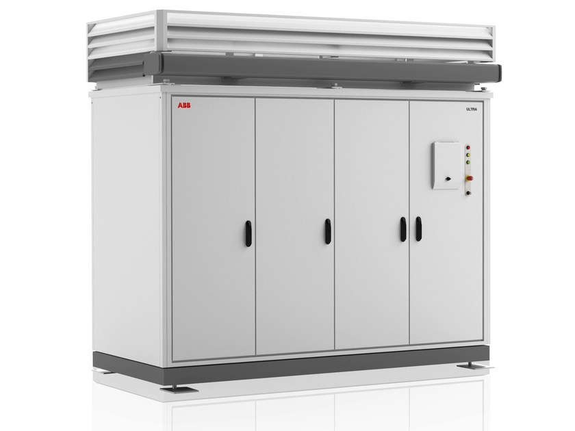 Inverter for photovoltaic system ULTRA-700.0 - ABB