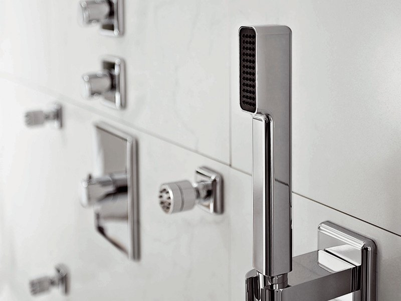 Wall-mounted handshower with anti-lime system FARAWAY | Handshower - ZUCCHETTI