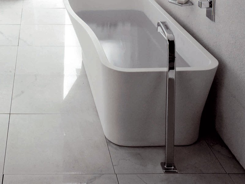 Floor standing bathtub spout FARAWAY | Bathtub spout - ZUCCHETTI