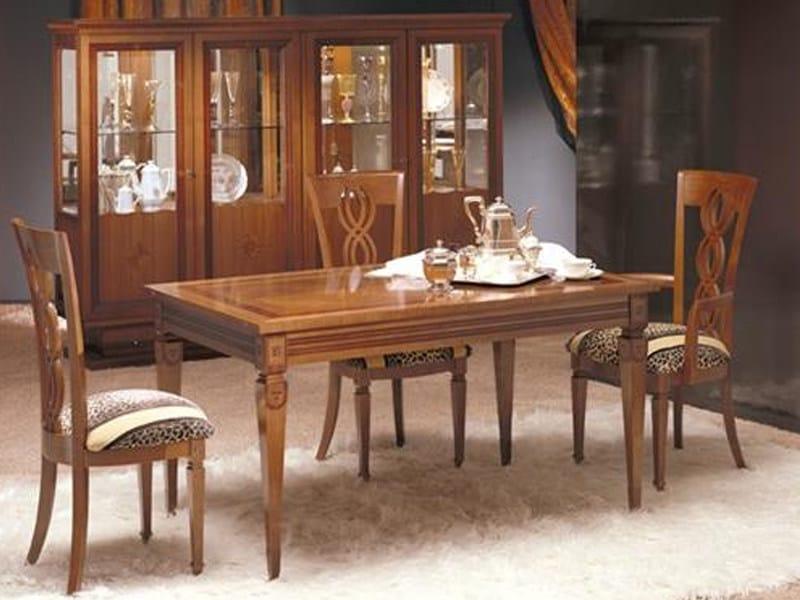 Extending dining table PICCOLO GRANDE TAVOLO by Carpanelli Classic