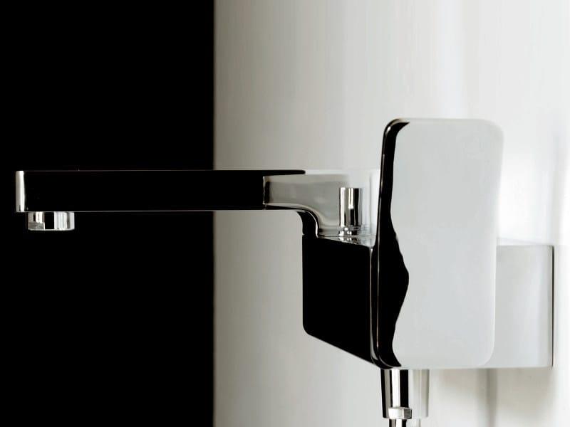 Wall-mounted bathtub mixer SOFT | Wall-mounted bathtub mixer - ZUCCHETTI