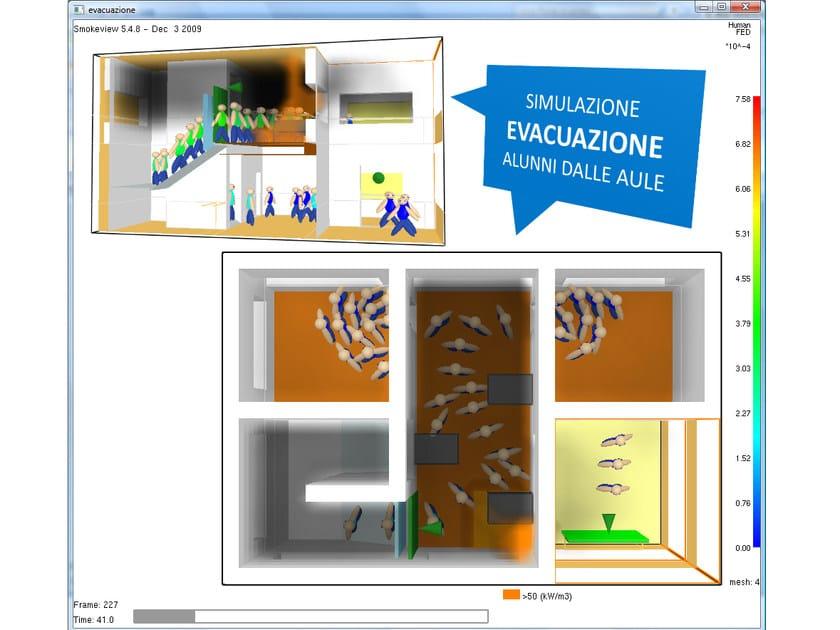 CPI win® FSE - Simulazione evacuazione scuola