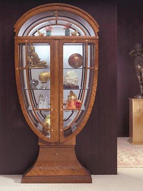 Briar display cabinet MODIGLIANI - Carpanelli Classic