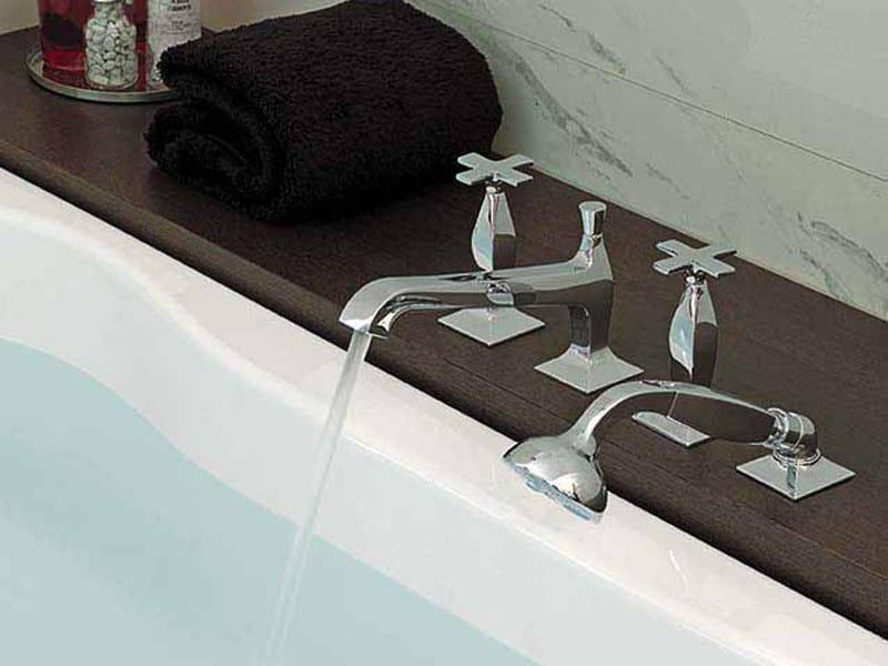 4 hole bathtub set with hand shower BELLAGIO   Bathtub set by ZUCCHETTI
