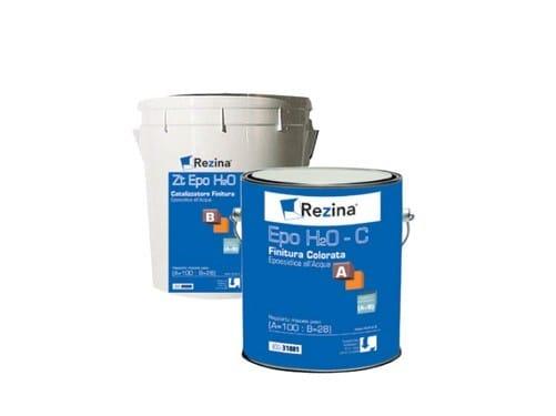 Pintura epoxi EPO H2O-C | Pintura epoxi - Rezina