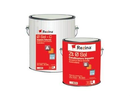 Continuous flooring 0 SOL-C - Rezina