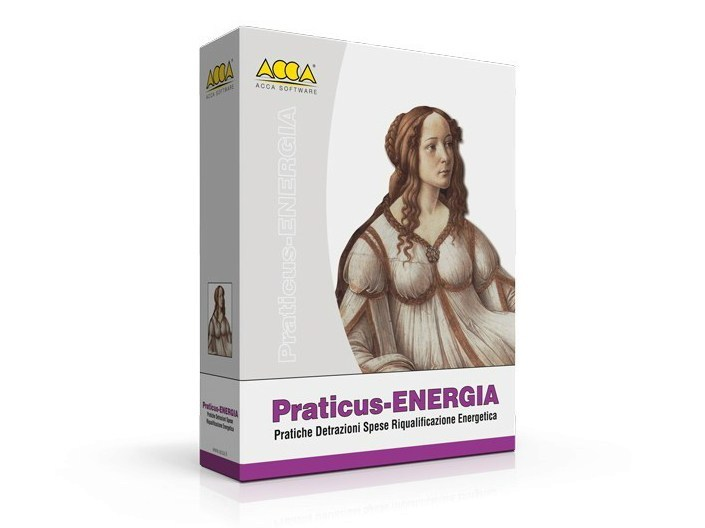 Energy certification Praticus-ENERGIA - ACCA software