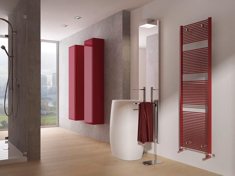 Wall-mounted towel warmer FILO | Wall-mounted radiator - IRSAP