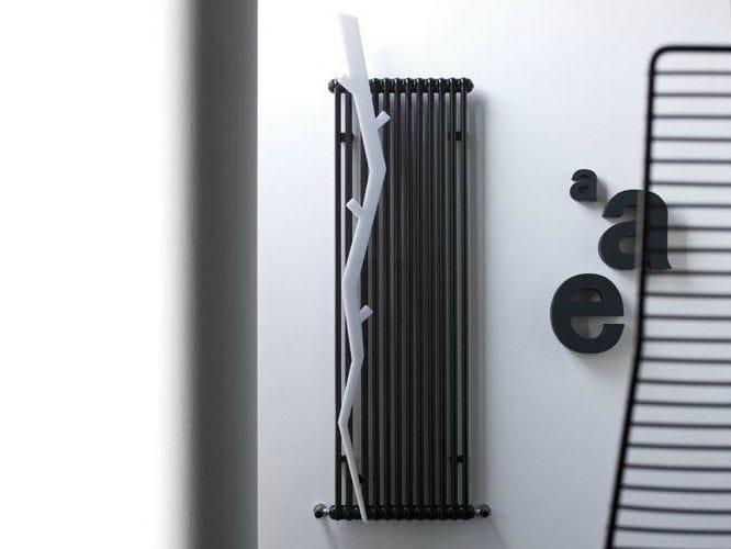 Wall-mounted steel towel warmer TESI MY WAY - IRSAP