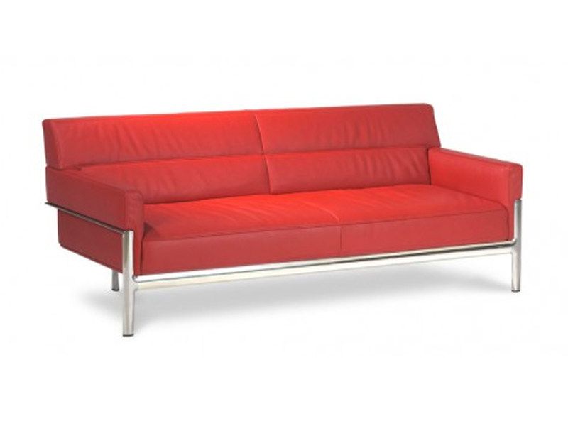 upholstered beech sofa cargo collection by jori design