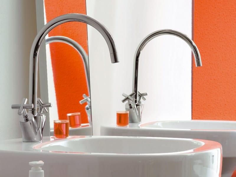 Isyarc rubinetto per lavabo by zucchetti design matteo thun - Rubinetteria bagno zucchetti ...