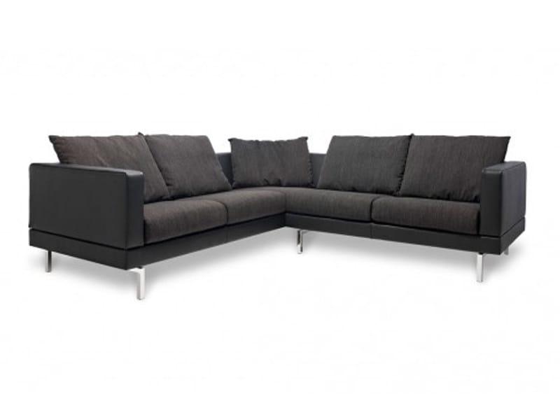 Corner sectional sofa TIGRA | Corner sofa - Jori
