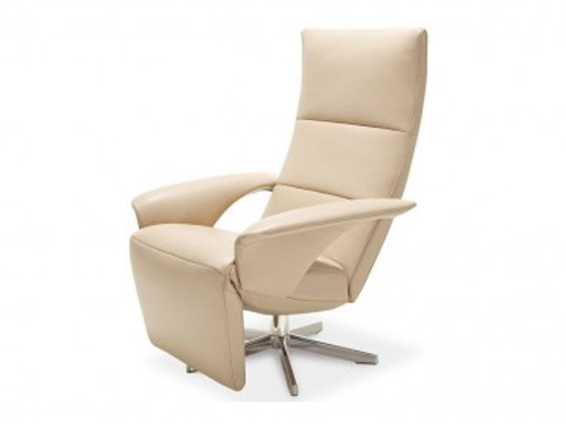 Recliner armchair with motorised functions FELINI - Jori