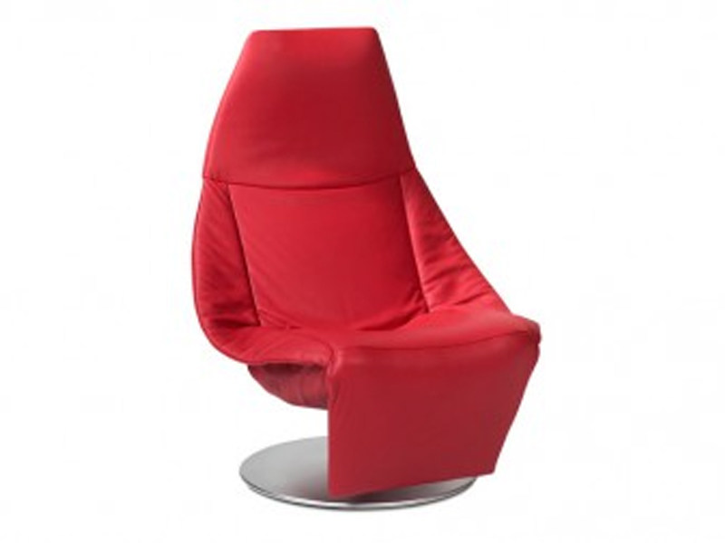 Upholstered reclining chair ICARUS - Jori
