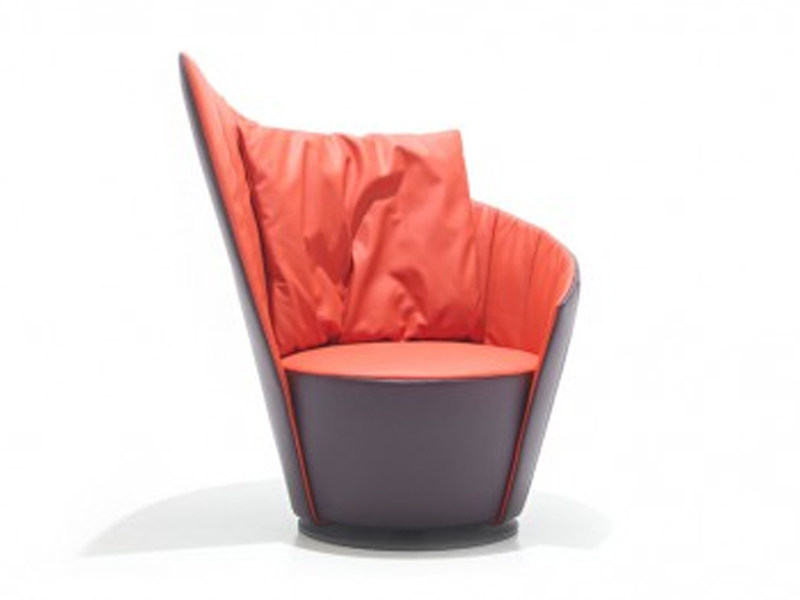 Swivel armchair PEGASUS | Armchair - Jori