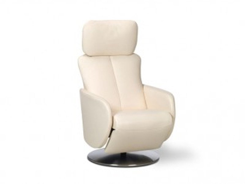Reclining chair with swivel base STRIKE - Jori