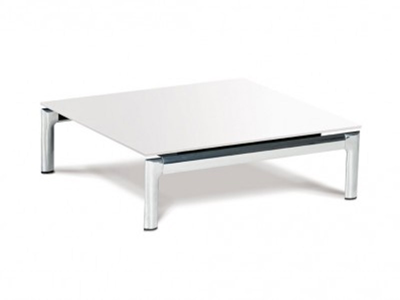 Low Square Coffee Table For Living Room METROPOLE Coffee Table