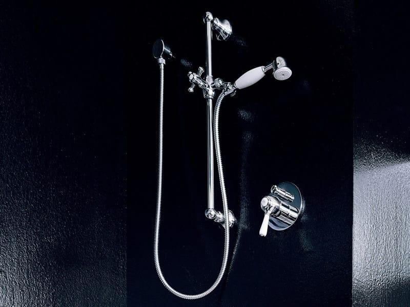 Shower panel with hand shower DELFI   Shower panel - ZUCCHETTI