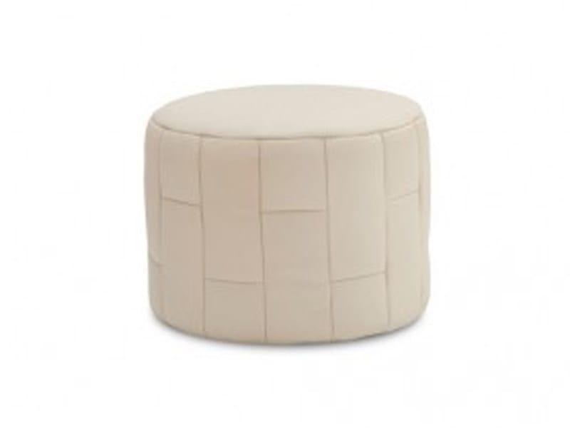 Upholstered pouf CALYPSO | Pouf - Jori