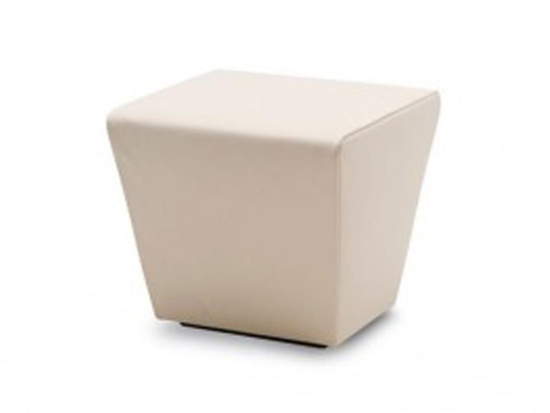Upholstered pouf ICE CUBE | Pouf - Jori