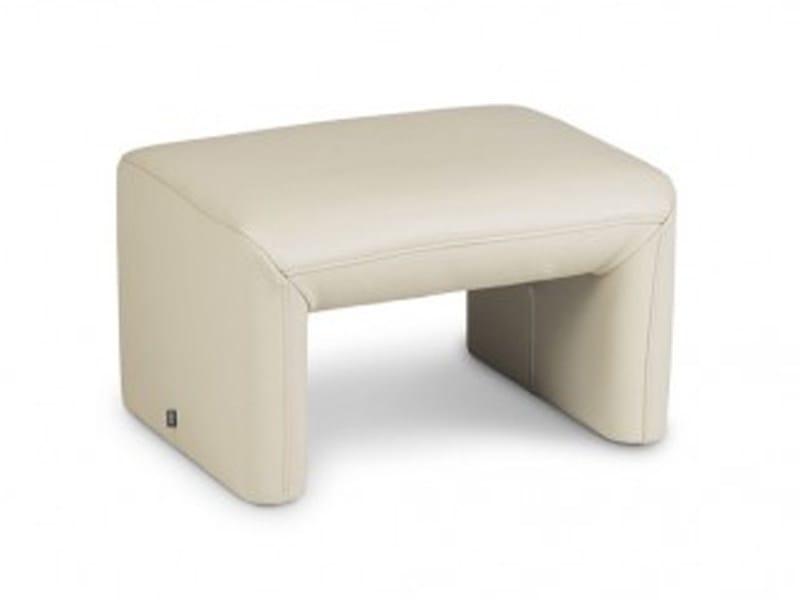 Upholstered pouf LINEA | Pouf - Jori