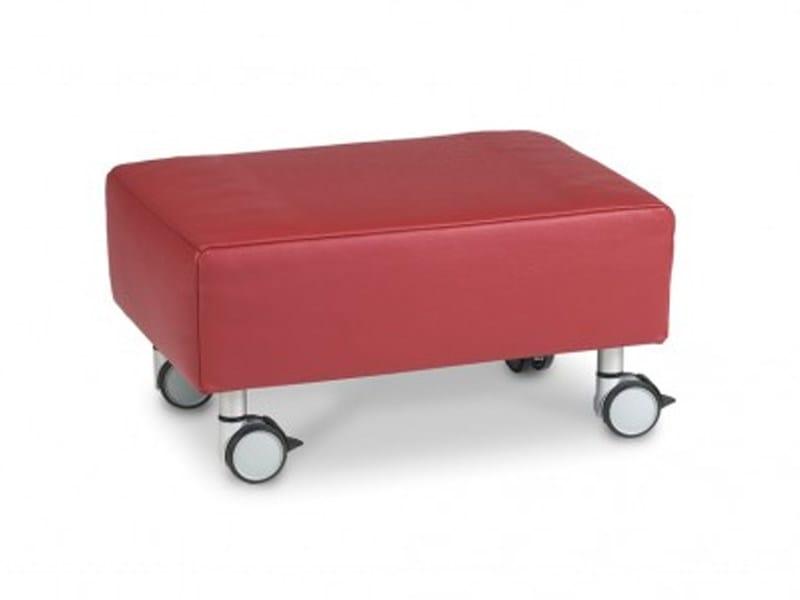 Upholstered pouf PACIFIC | Pouf - Jori