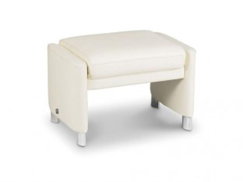 Upholstered pouf SOGOOD | Pouf by JORI