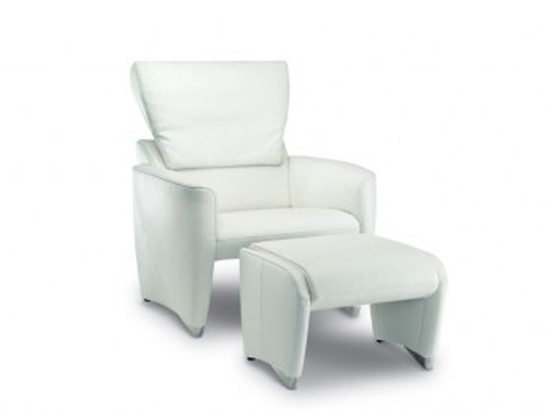 Upholstered armchair with armrests ANGEL | Armchair - Jori