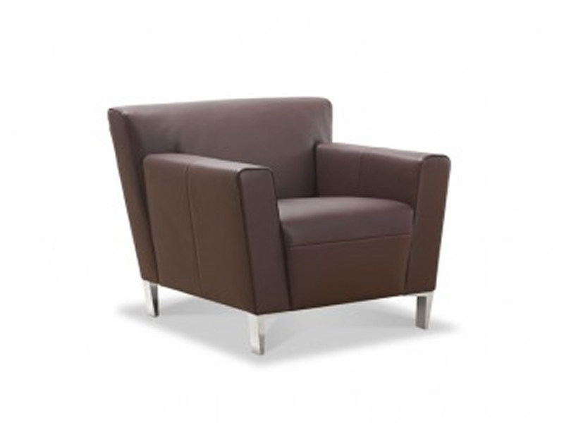 Upholstered armchair with armrests NERIDA | Armchair - Jori