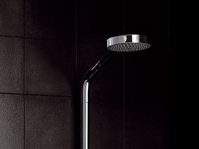 Shower panel with overhead shower SIMPLY BEAUTIFUL | Shower panel - ZUCCHETTI