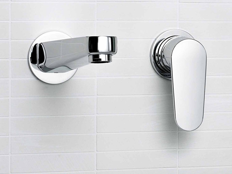 Wall-mounted washbasin mixer SUN | Wall-mounted washbasin mixer - ZUCCHETTI