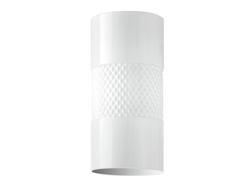 Glass ceiling lamp BECKY   Ceiling lamp - Fabbian