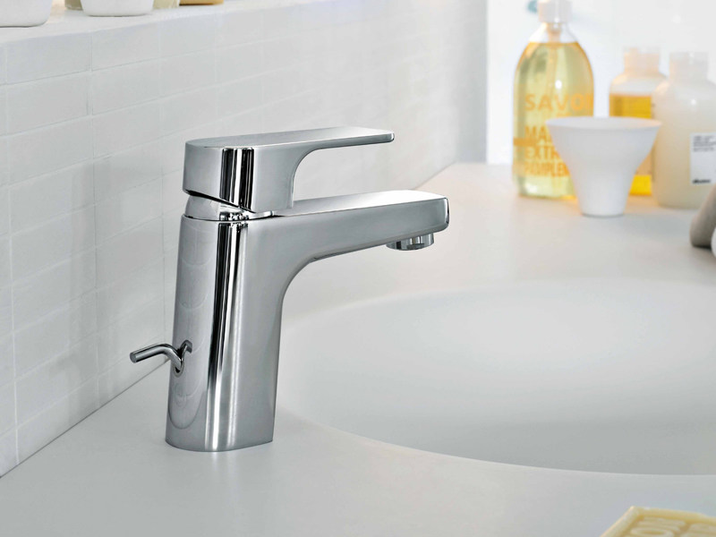 1 hole washbasin mixer WIND | Washbasin mixer - ZUCCHETTI