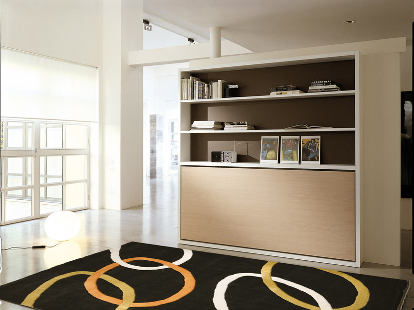 Pull-down single bed POPPI BOOK - CLEI